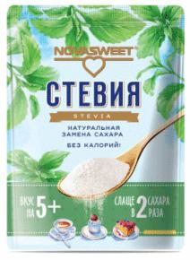 Новапродукт_стевия