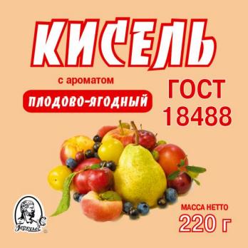 Кисель ГОСТ